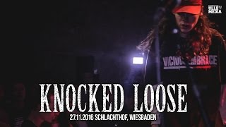 Wiesbaden Germany  City pictures : Knocked Loose - FULL HD LIVE SET - Wiesbaden, Germany - 27.11.16