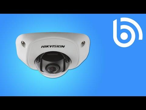 Hikvision IP Camera Surveillance Solution