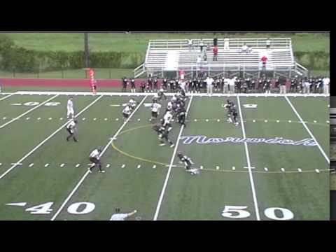 Tyler Matakevich 2011 High School Highlights video.