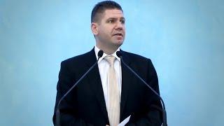 Marius Livanu – Împortanța învierii Domnului Isus Hristos.