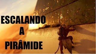 Download Lagu Escalando a  Pirâmide em Assa C. Origins Mp3