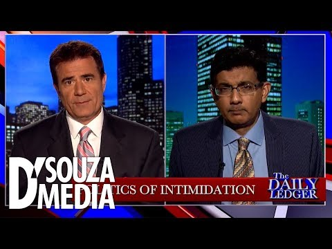D'Souza obliterates Antifa for fighting so-called fascism with their own fascism