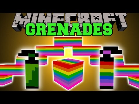 holes - The Grenades Mod adds 4 grenades with crazy outcomes! Enjoy the video? Help me out and share it with your friends! Like my Facebook! http://www.facebook.com/...