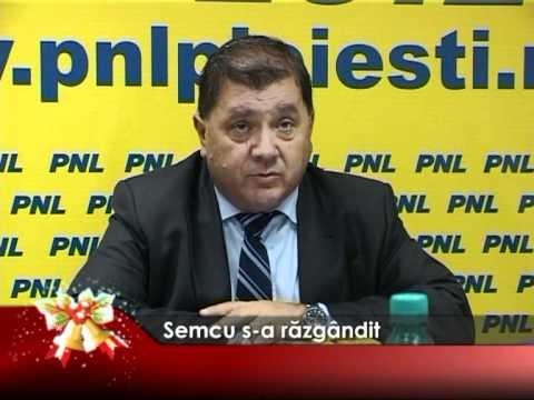 Semcu s-a răzgândit