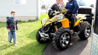 10. 2007 Can Am 800 Renegade 2