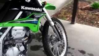 7. 2014 Kawasaki klx250s