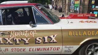 Skipton car show 2016