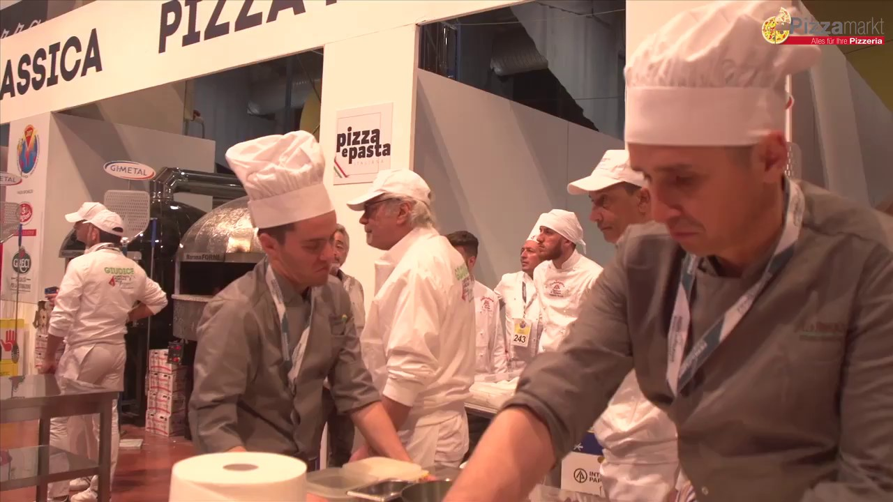 Pizza Weltmeisterschaft 2017 - Trailer