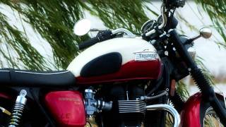 3. 2012 Triumph Bonneville T100 Review - Nashvilleriders.com