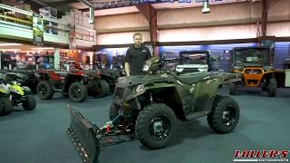 4. Polaris Sportsman 450 H.O.: 6 Things You (Probably) Didn't Know