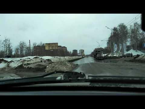 Опубликовано видео наезда женщины