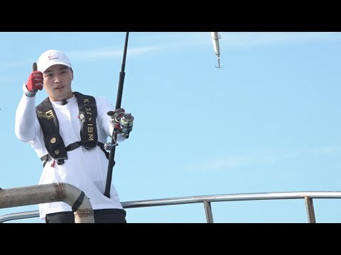 [예능] 도시어부 55회_180920_ 와일드 동해에서 참치와의 숨 막히는 추격전 (видео)