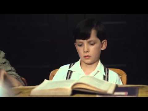 The Boy In The Striped Pyjamas Scene