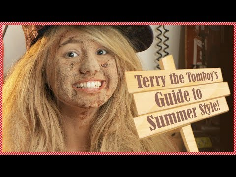 Terry the Tomboy: Summer Style