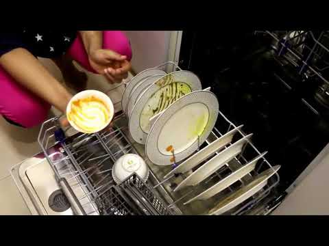 How To Load Dishwasher Properly | LG Dishwasher - Proper Loading | How To Load Dishwasher (In Hindi)