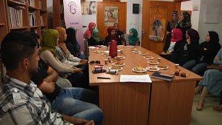 جمعية المرأة العاملة تنظم ورشة بعنوان دور الشباب بالتغيير وحقهم بالمشاركة بالانتخابات