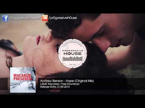 Andrew Benson - Hope (Original Mix) [Free Download]