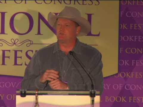 Craig Johnson at the National Book Festival