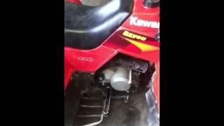 9. Kawasaki bayou update