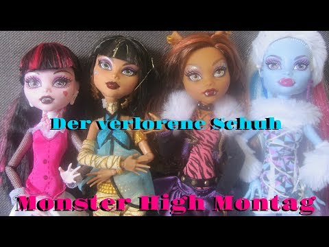 Monster High Montag [Kurz Geschichten] - Der verlorene Schuh [HD] | Deutsch