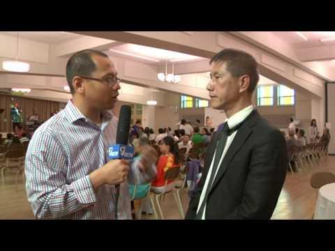 VIET-TV News: Lễ Bế Giảng Trường Việt Ngữ Hồng Bàng | End-Of-Year Ceremony