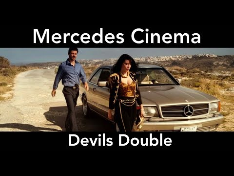 Mercedes Cinema - Devils Double - 560SEC C126 Mercedes-Benz