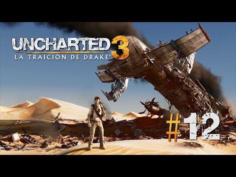 UNCHARTED 3 - #12 PERDIDO EN EL DESIERTO