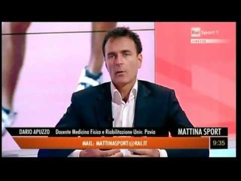 Intervista Prof. Dario Apuzzo Rai Sport Formula S Lunedì 12 novembre 2012