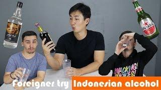 Download Video Reaksi Bule dan Orang Korea Minum Alkohol Indonesia MP3 3GP MP4