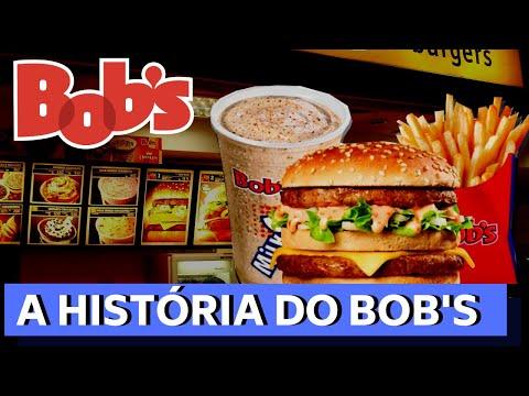 A HISTÓRIA DO BOB'S
