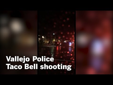 "Watch: Vallejo fatal officer shooting of rapper ""Willie Bo"" McCoy purportedly captured"