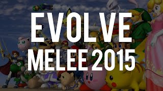 """EVOLVE – A Melee 2015 Compilation"" (featuring 19 of the best tournaments of 2015) Enjoy and Happy Holidays!"