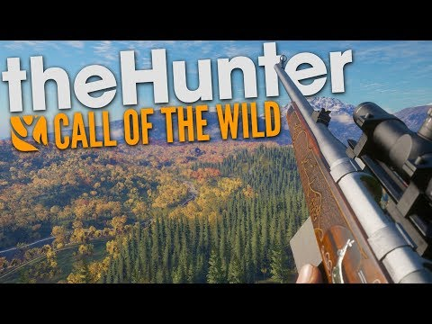 The Hunter Call Of The Wild | I WANT TO BE DARYL DIXON!! (видео)