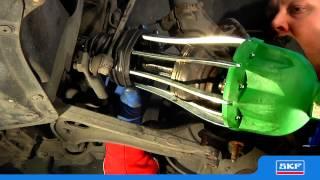 SKF - Sustitución del fuelle universal (VKN 402)