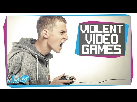 Do Violent Video Games Make You More Aggressive?