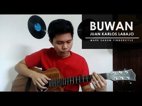"""Buwan"" by Juan Karlos Labajo Fingerstyle Guitar Cover by Mark Wilson Sagum"