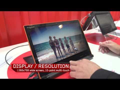Lenovo Flex family @ IFA 2013