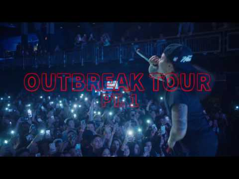 Young M.A – Outbreak Tour Part 1