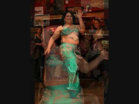 Bellydance show at Nafoura - London