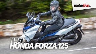 5. TEST | HONDA FORZA 125