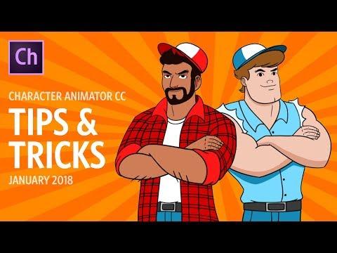 Character Animator Tips & Tricks (January 2018)