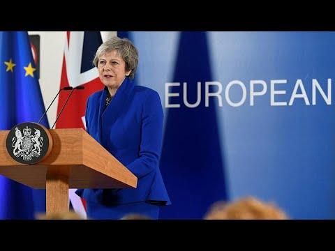 Großbritannien: May nach Brexit-Gipfel