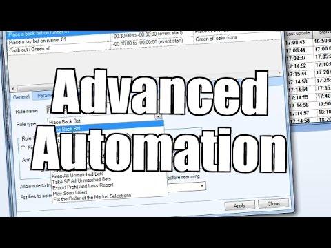 Bet Angel – Advanced Automation
