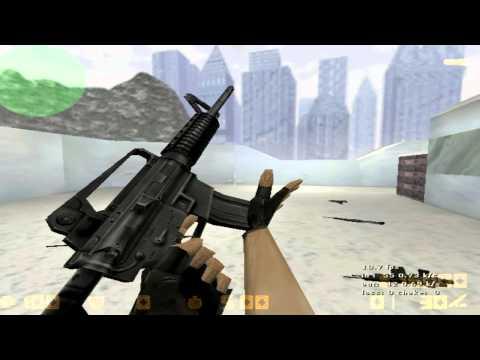 Counter Strike 1.6 no steam ( trucos, comandos, escondites) -Ep.1