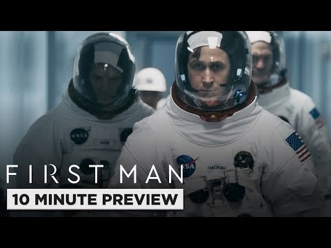 First Man | 10 Minute Preview | Film Clip | Now On Digital. 1/22 On 4K, Blu-ray & DVD.