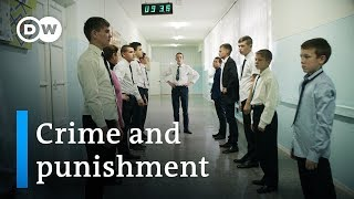 Nonton A school for Russia's young offenders | DW Documentary Film Subtitle Indonesia Streaming Movie Download