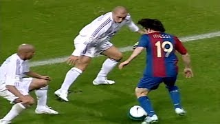 Video 19 Year Old Messi Vs Roberto Carlos, Cannavaro, Ramos... ● Lionel Messi vs Real Madrid (22/10/2006) MP3, 3GP, MP4, WEBM, AVI, FLV Maret 2019