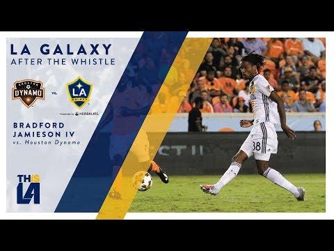 Video: Bradford Jamieson IV on 3-3 draw with Houston Dynamo: