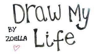 Video Draw My Life   Zoella MP3, 3GP, MP4, WEBM, AVI, FLV April 2018