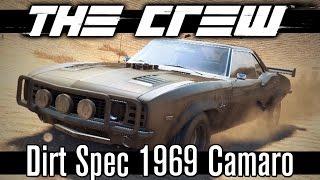 8. The Crew Beta - 1969 Camaro RS Dirt Spec Customisation!